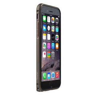 Aluminiowy bumper dla iPhone 6 - JCPAL Casense Aluminum Bumper for iPhone6 (Space Gray)