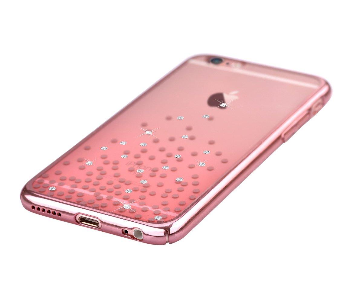 Etui Iphone S Rose
