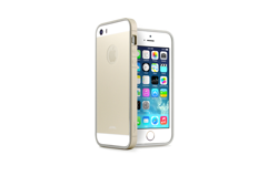 Bumper dla iPhone 5 - JCPAL Anti Shock Bumper (GOLD)
