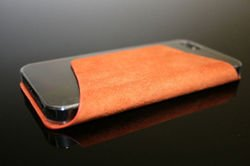 Etui dla iPhone 5 ze standem- Evouni Nano Arc Cover (V56-1OR)