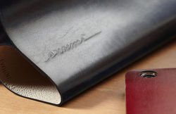 Etui na iPad Mini - Evouni Leather Arc (Claret)