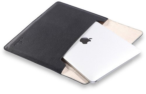GearMax Blade Flap Case Sleeve pokrowiec do MacBooka 13'' (czarny)