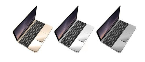 JRC Easy Skin - Folia chronna dla MacBook 12""