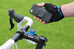 Uchwyt rowerowy z etui dla iPhone 5/5s - Quad Lock Bike Kit for iPhone 5/5S
